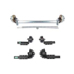 Axles & Suspension Units
